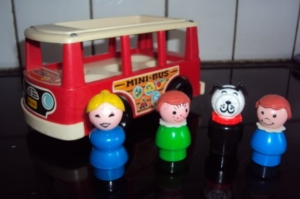 141-fisher-price-mini-bus