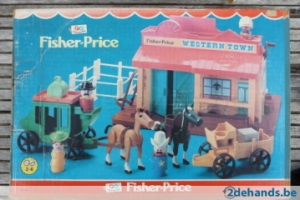 734-fisher-price-western-town