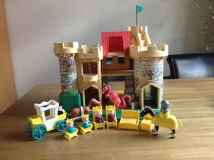 993-fisher-price-kasteel