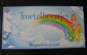 troetelbeertjes - regenboogspel voorkant