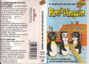 cassettebandje-pim-de-pinguin-15276559