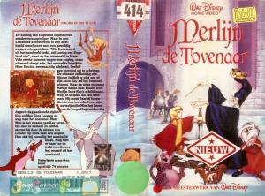 disney-vhs-merlijn-de-tovenaar